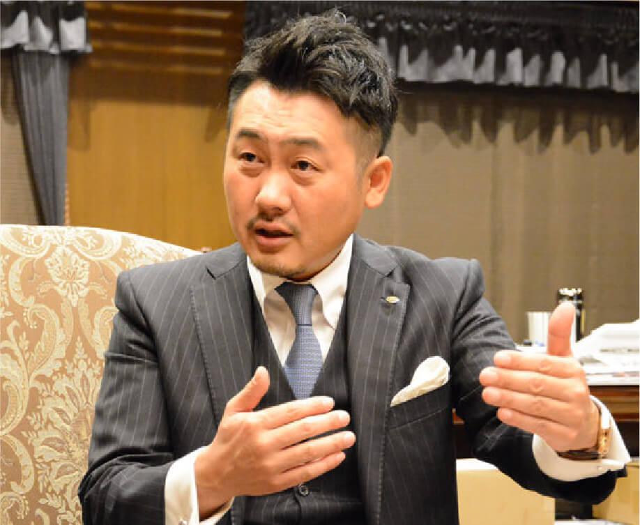 代表取締役 高山順平